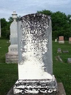 Amanda <i>Motsinger</i> Alvis