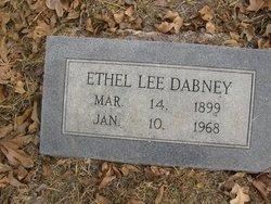 Ethel Lee <i>Crowover</i> Dabney