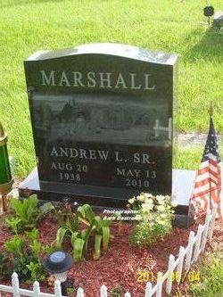 Andrew L. Andy Marshall