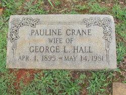 Pauline <i>Crane</i> Hall