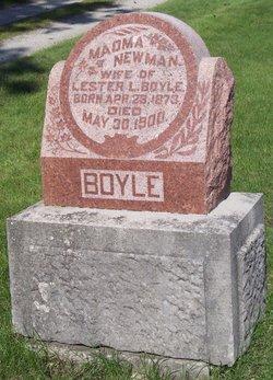 Maoma <i>Newman</i> Boyle