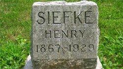 James Henry Siefke