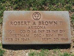Robert Alva Brown, II