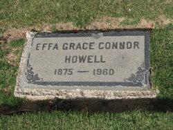 Effa Grace <i>Trauger</i> Howell