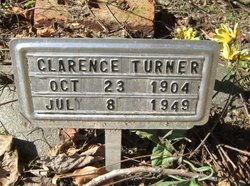 Clarence Clay Stiffy Turner