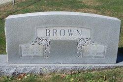 Lillie H Brown