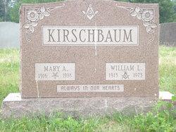 William Kirschbaum, Sr