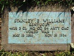 Stanley E. Williams