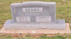 Golda Mae <i>Boydstun</i> Brown