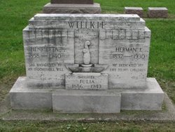 Herman Francis Willkie