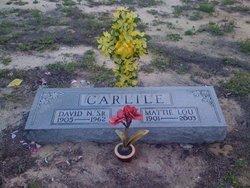 David Nathaniel Nat Carlile, Sr