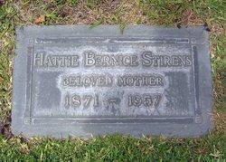 Harriett Bernice Hattie <i>Gale</i> Stirens