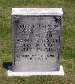 George P Austin
