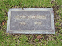Elmer Julius Boeseke