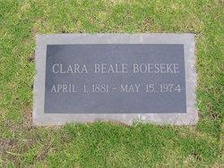 Clara Morris <i>Beale</i> Boeseke