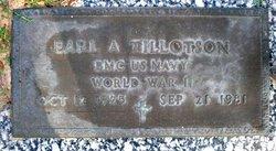 Earl Alfred Tillotson, Jr