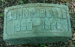 John H. Boyle