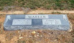 Leona Gertrude <i>Traylor</i> Marler