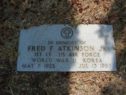 Fred Franklin Atkinson