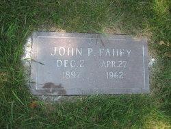 John Patrick Fahey