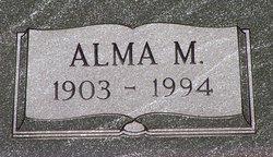 Alma Marie <i>Stutheit</i> Boeck