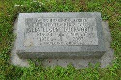 Dr Glen Eugene Duckworth
