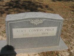 Martha Alice <i>Conway</i> Price