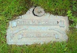 Dessie M <i>Mills</i> Widdifield