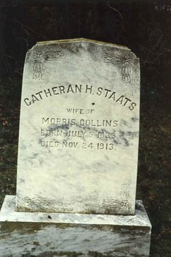 Catheran H <i>Armstrong</i> Collins Staats