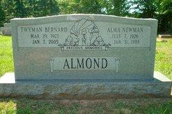 Alma <i>Newman</i> Almond