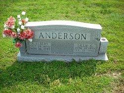 Alvin Elbert Anderson