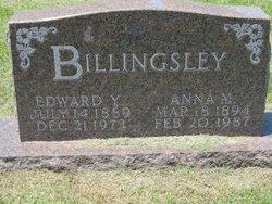 Edward Y Billingsley