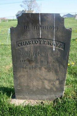 Charlott Hays