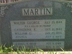 Catherine Ethel <i>Ross</i> Martin