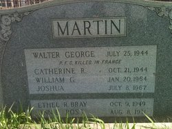 Ethel <i>Martin</i> Bray