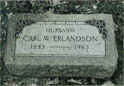 Carl Willie Joseph Erlandson