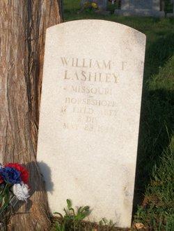 William Fermon Lashley