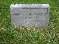 Anna Louisa Amrhein
