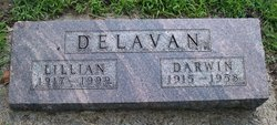 Edward Darwin Delavan