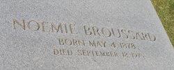 Noemie Broussard