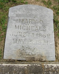 Mary O. <i>York</i> Micheals