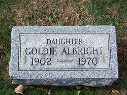 Goldie Albright