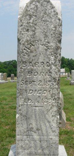 Charles S Barron