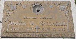 Donna M. Gallagher