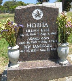 Roy Tanekazu Horita