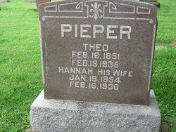 Theodore A Pieper