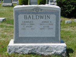 Annie A Baldwin