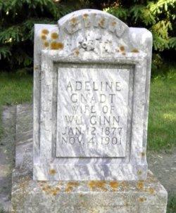 Adeline <i>Gnadt</i> Ginn