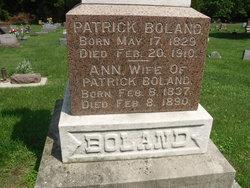 Patrick Boland