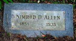 Nimrod D. Allen